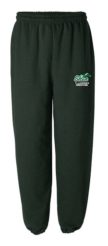Plainsmen Wrestling Cotton Sweatpants - Forest