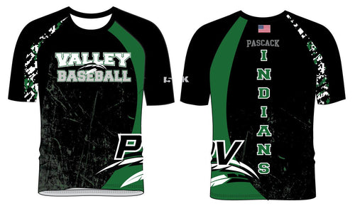 PV Baseball Sublimated Colorblock Shirt