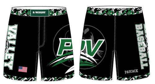 PV Baseball Sublimated Shorts