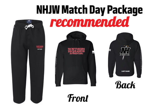 NHJW Match Day Package Recommended
