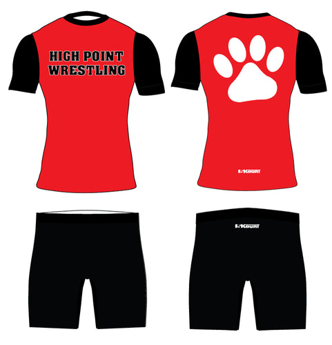 High Point HS wrestling - Package Recommended