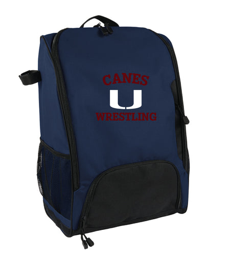Palm Harbor Wrestling Backpack