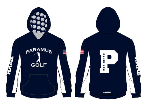 Paramus HS Golf Sublimated Hoodie