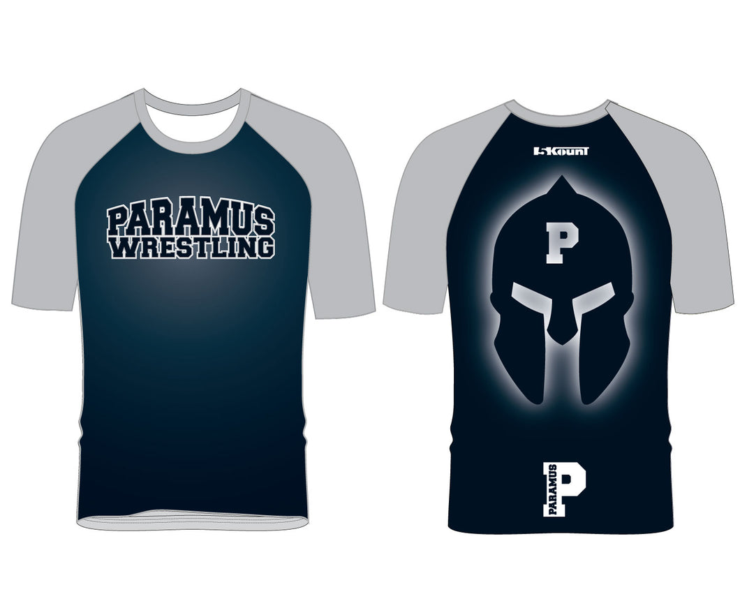Paramus HS Wrestling Sublimated Fight Shirt - 5KounT2018
