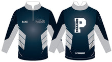 Paramus HS Wrestling Sublimated Quarter Zip - 5KounT2018