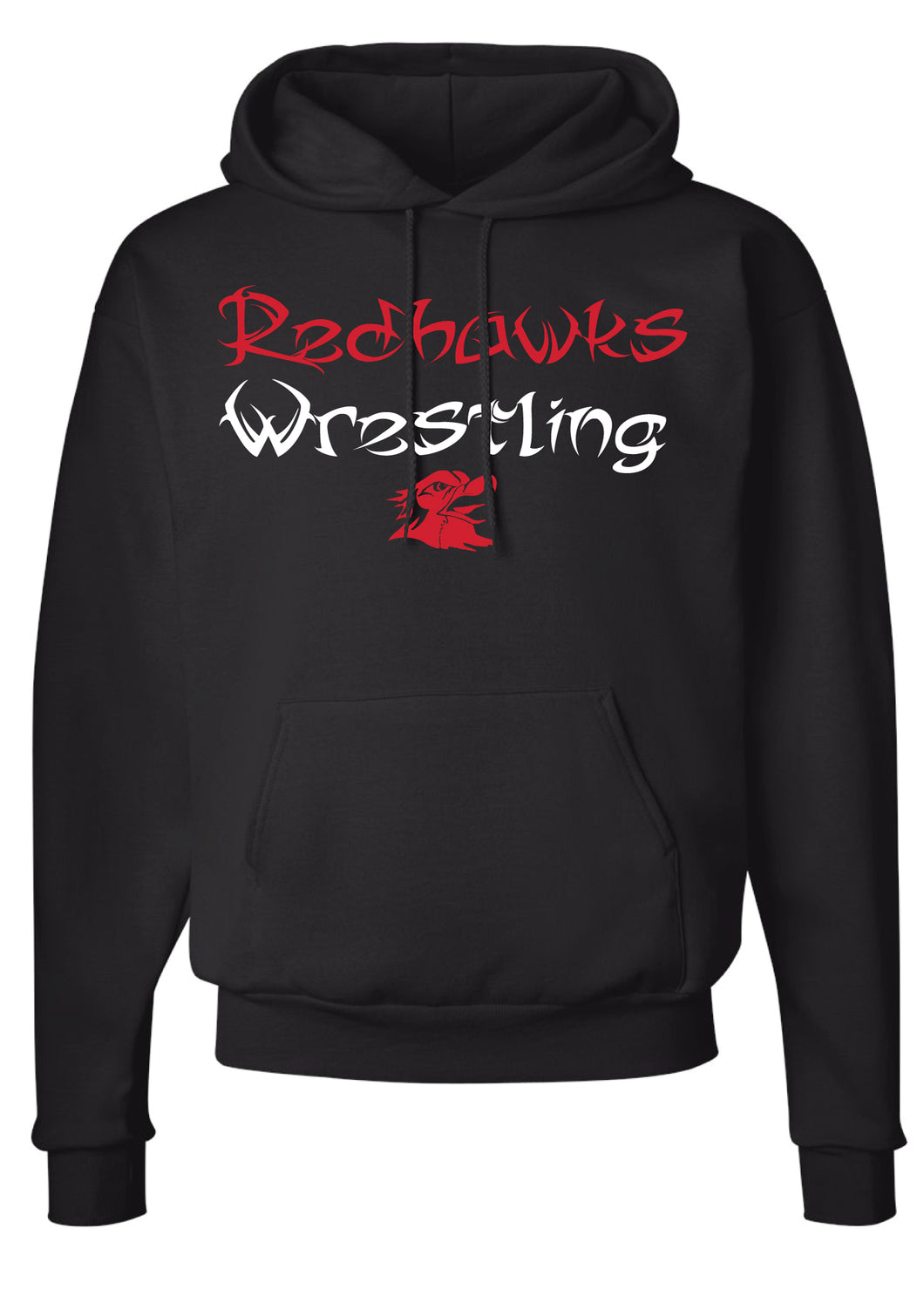 Parsipanny Redhawks Cotton Hoodie