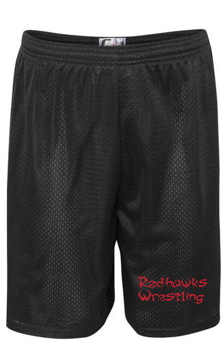 Parsippany Redhawks Tech Shorts