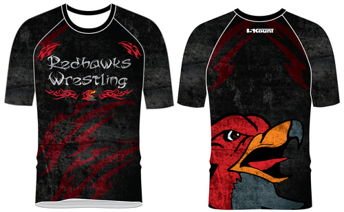 Parsippany Redhawks Sublimated Fight Shirt