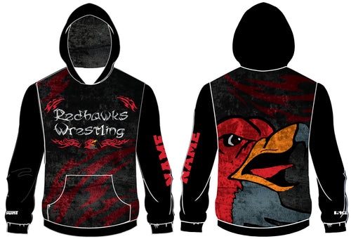Parsippany Redhawks Sublimated Hoodie