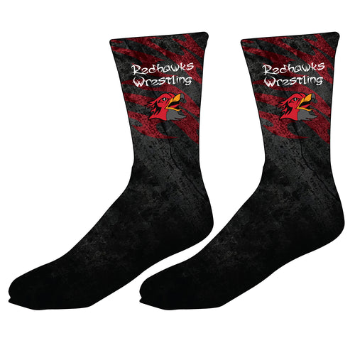 Parsippany Redhawks Sublimated Socks