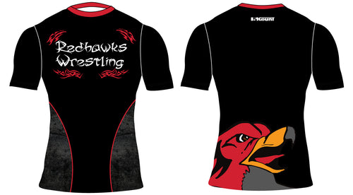 Parsippany Redhawks Sublimated Compression Shirt