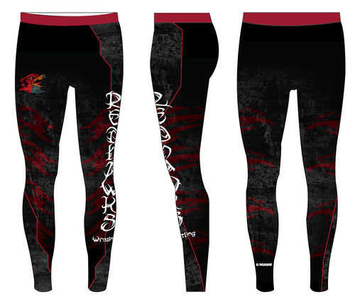 Parsippany Redhawks Sublimated Kids Legging