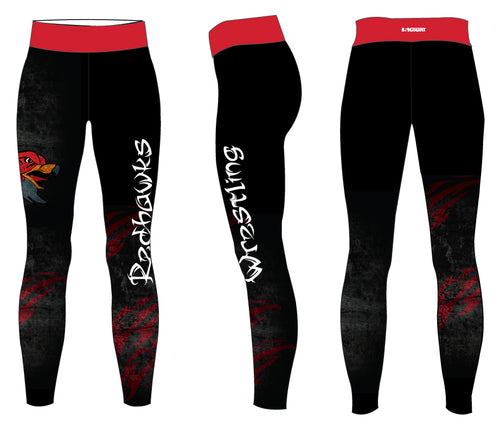 Parsippany Redhawks Sublimated Ladies Legging