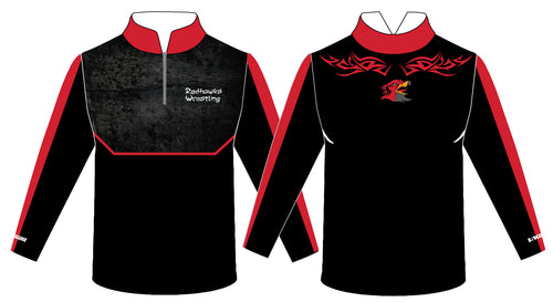 Parsippany Redhawks Sublimated Quarter Zip