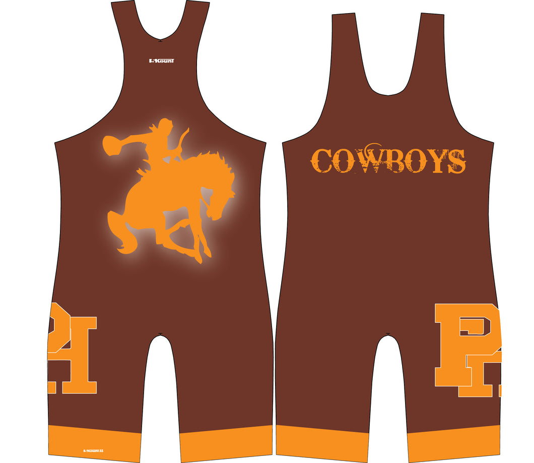 PH Sublimated Singlet - 5KounT