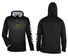 Pascack Swimming Under Armour Men's Double Threat Armour Fleece® Hoodie - Black - 5KounT2018