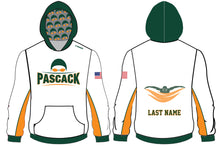 Pascack Swimming Sublimated Hoodie - 5KounT2018