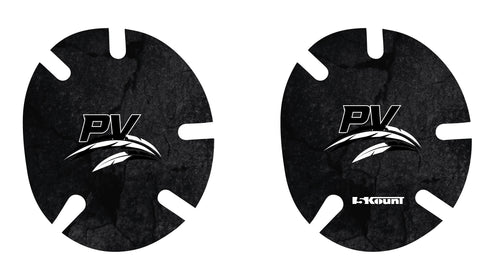 Pascack Valley Wrestling Headgear - DECAL ONLY - 5KounT2018
