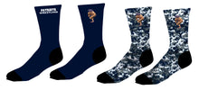 Mendham Chester Wrestling Sublimated Socks