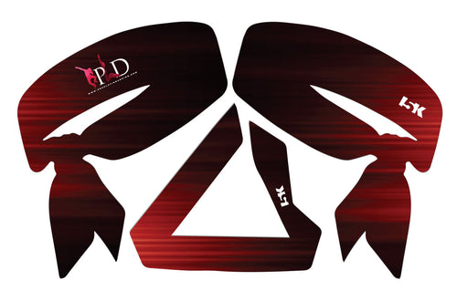 Peak Sublimated Headband