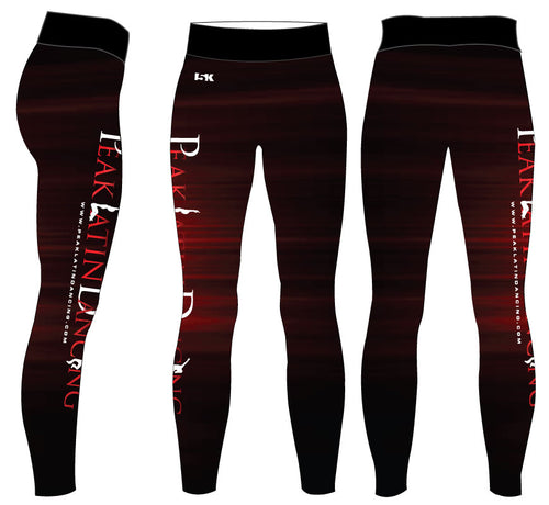 Peak Sublimated Ladies Legging