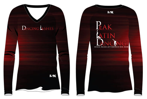 Peak Ladies' Sublimated Long Sleeve