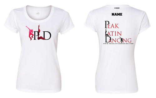 Peak Ladies' Cotton Crew Tee
