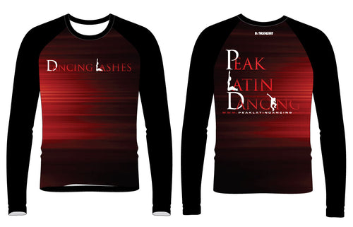 Peak Men's Sublimated Long Sleeve