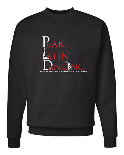 Peak Crewneck Sweatshirt - black