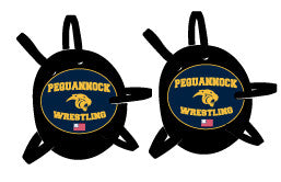 Pequannock Wrestling 2017 Headgear Decal