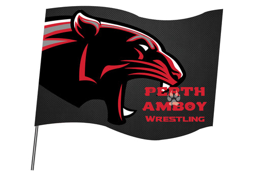 Perth Amboy Sublimated Flag