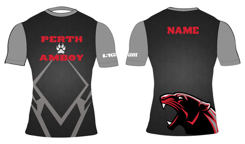Perth Amboy Sublimated Compression Shirt
