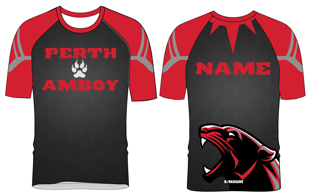 Perth Amboy Sublimated Fight Shirt - 5KounT2018