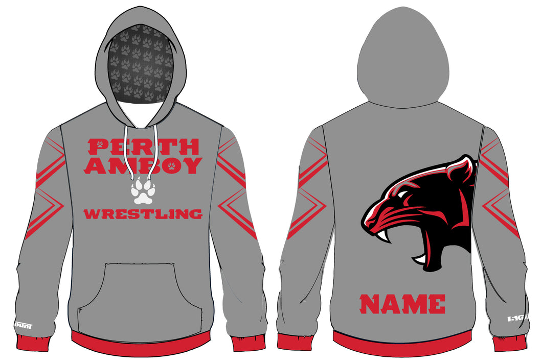 Perth Amboy Sublimated Hoodie