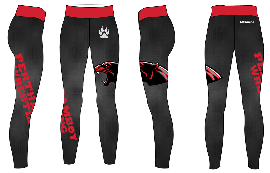 Perth Amboy Sublimated Ladies Legging