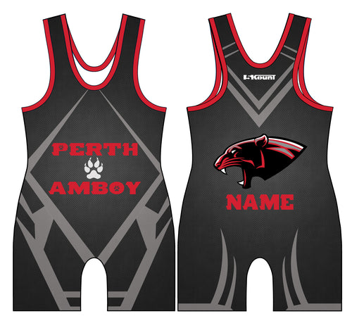 Perth Amboy Sublimated Singlet