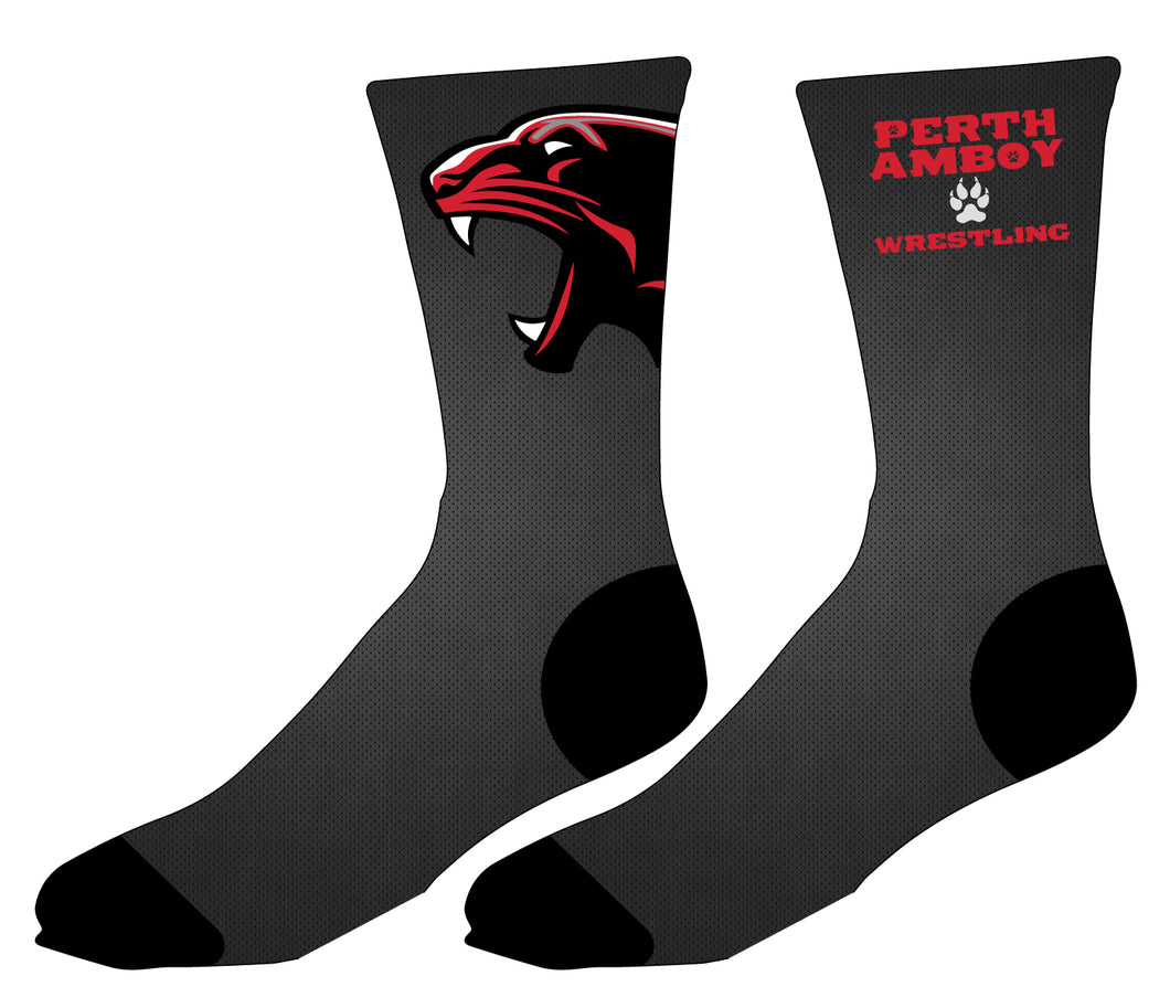 Perth Amboy Sublimated Socks - 5KounT2018