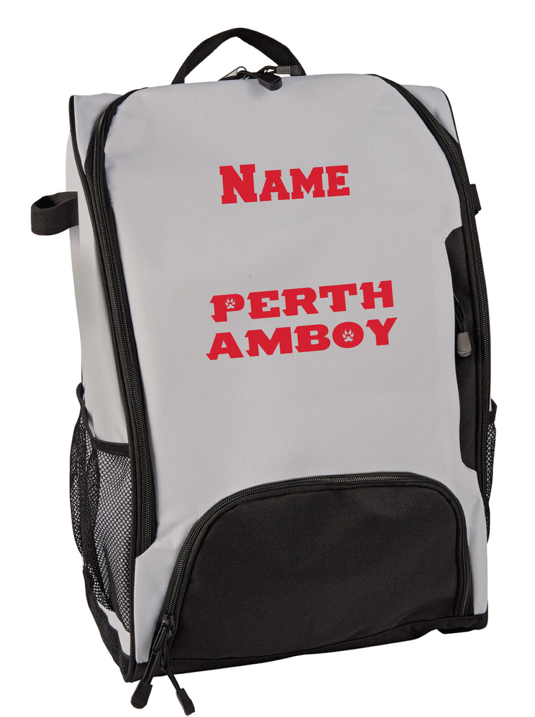 Perth Amboy Wrestling Backpack - 5KounT