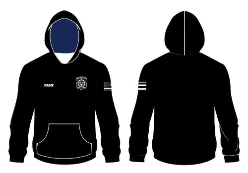 Bergen County Police Academy Sublimated Hoodie - 5KounT2018