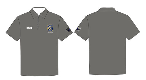 Bergen County Police Academy Instructor Sublimated Polo - 5KounT2018