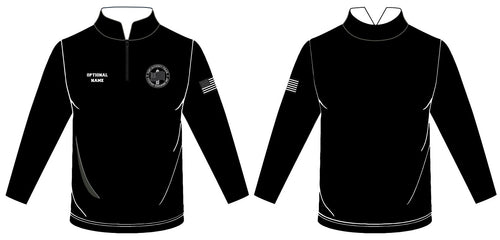 PAPD Sublimated Quarter Zip - 5KounT2018