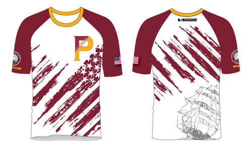 Portsmouth HS Wrestling Sublimated Fight Shirt