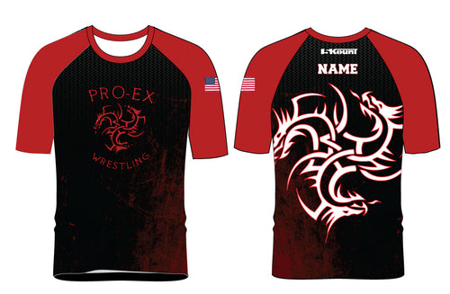 ProEx Wrestling Club Sublimated Fight Shirt - 5KounT2018