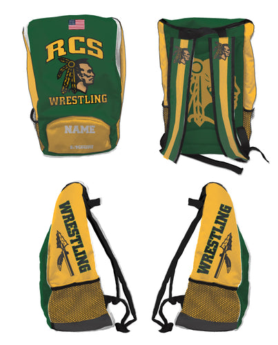 RCS Wrestling Sublimated Backpack