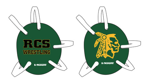 RCS Wrestling Headgear Decal