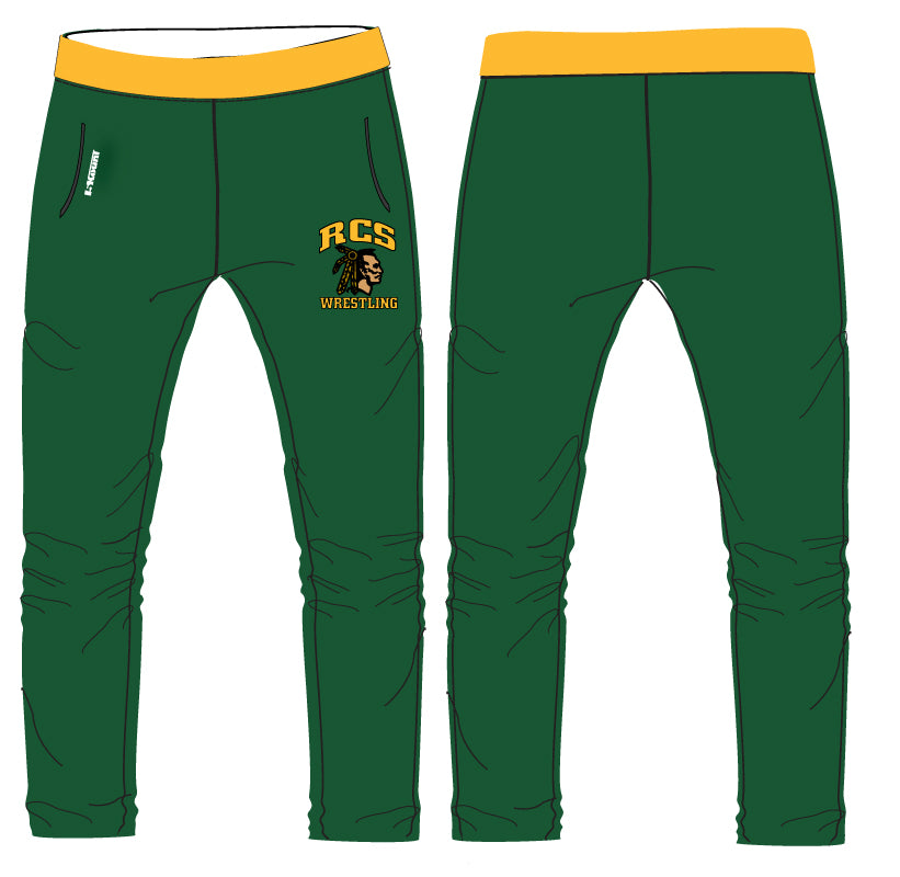 RCS Wrestling Sublimated Warm Up Pants