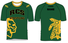 RCS Wrestling Sublimated Fight Shirt