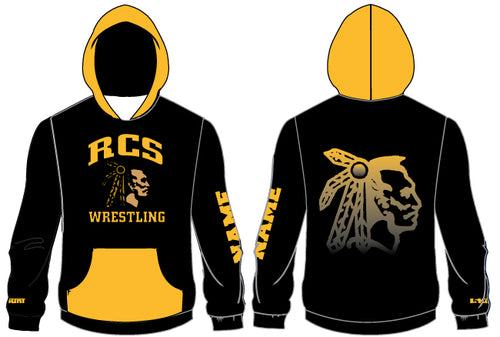 RCS Wrestling Sublimated Hoodie