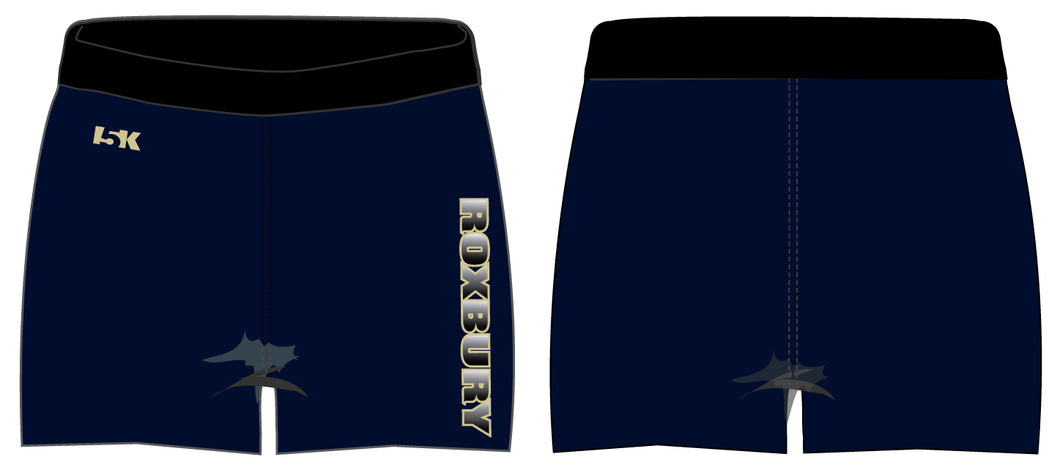 Roxbury Cheer Sublimated Shorts