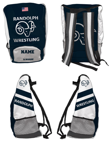 Randolph Wrestling Sublimated Backpack